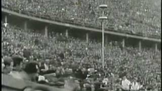 Germany v Sweden 1964 (2)