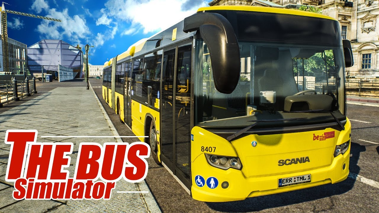 The Bus Straßenbahn Modding Und Kritik The Bus Simulator Berlin