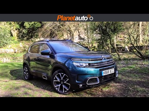 Citroen C5 Aircross 2019 Review and Road Test | Planet Auto