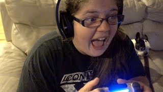 DRUNK BRIDGETTE PLAYS FORTNITE!
