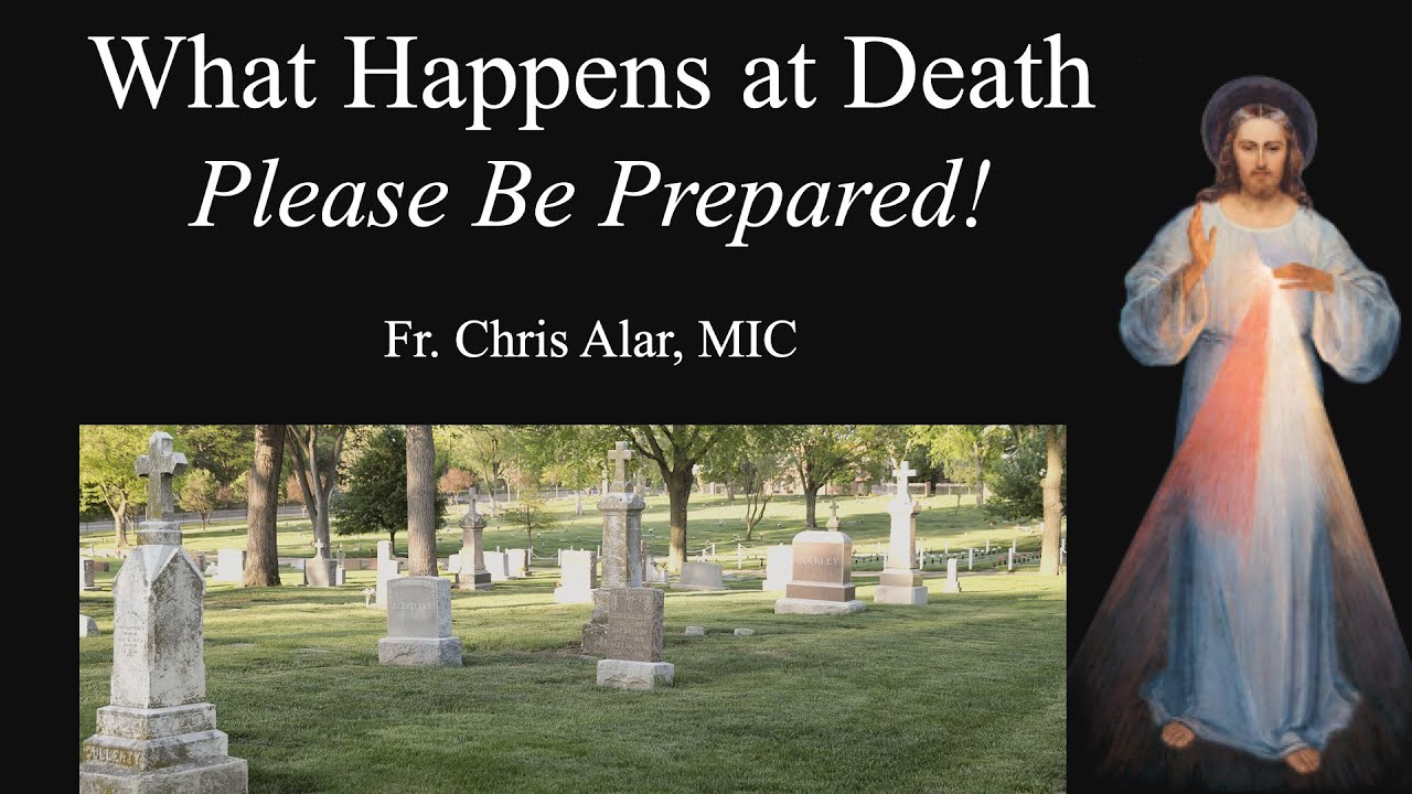 Download Explaining the Faith - What Happens at Death: Please Be Prepared!