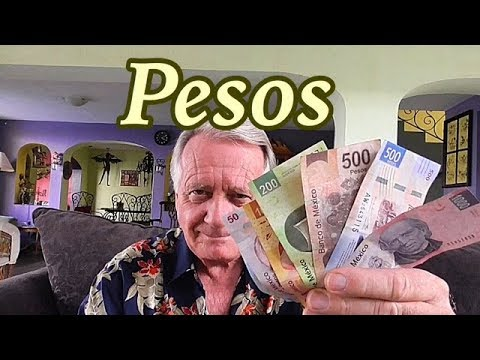 Pesos  Mexican Money History Of The Peso