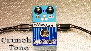 ModTone Aqua Chorus II Pedal
