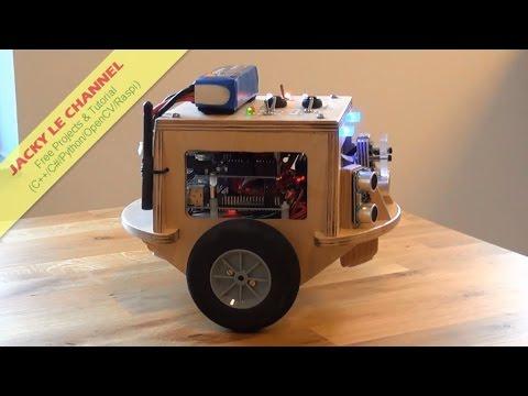 Top DIY Balancing Robot Raspberry Pi