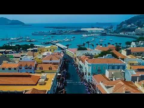 BAIA DO PORTO GRANDE & MINDELO, São Vicente - Cabo Verde IMCV