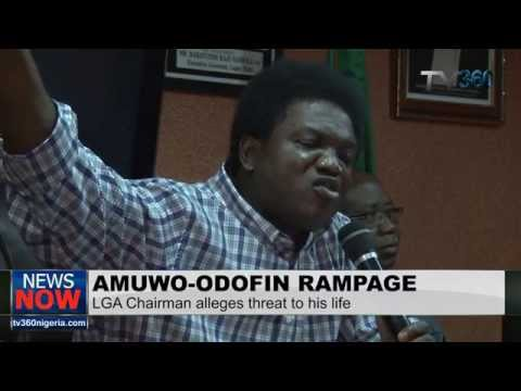 Rampage in Amuwo-Odofin as Chairman says his life is under threat