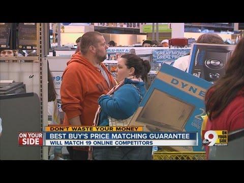 Best Buy's Price Matching Guarantee