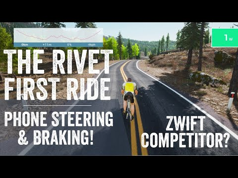The Rivet: First Look At This Potential Zwift Competitor