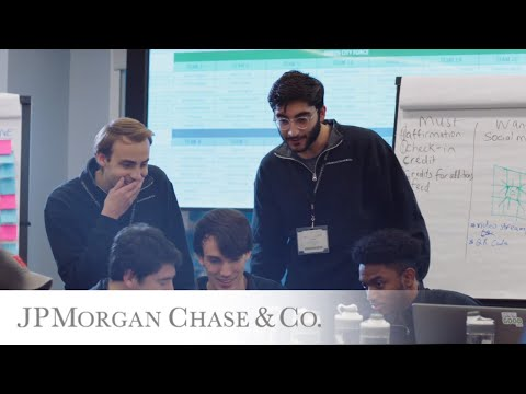 Coding For 24 Hours Could Lead To A Career | J.P. Morgan Chase