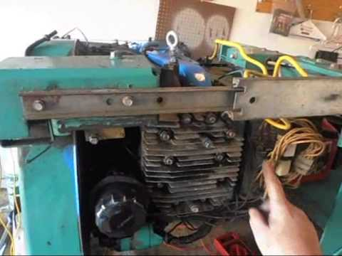 Ignition Module Wiring Diagram Fixing The Onan Part 13 Youtube