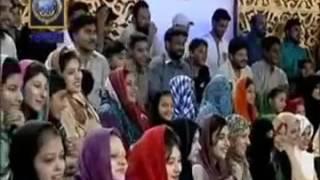 Shan e Ramzan   Amjad Sabri Naat tajdaar e haram