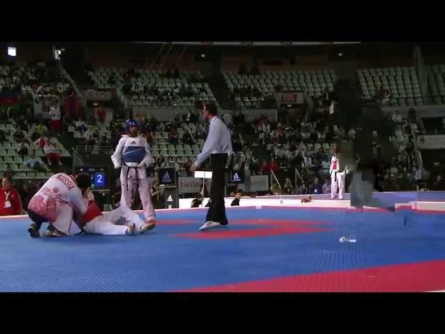 Taekwondo Deadly, Fast & Best Knockout Kicks in HD 720p