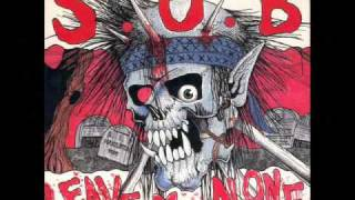 "S.O.B.(Jpn) - ""Trash Night(Freak Out)"""