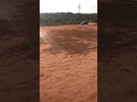 Drifting lessons by friend / was about to hit him / crazy day