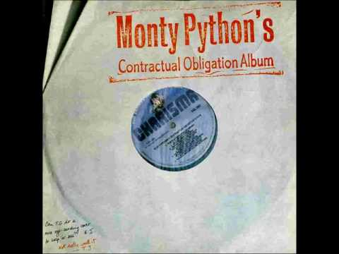 Monty Python - I Bet You They Won't Play This Song...