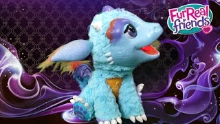 FurReal Friends Torch, My Blazin' Dragon from Hasbro