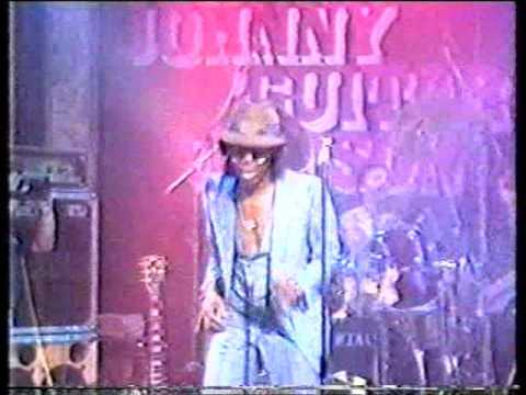 "First Release Ever: full Baden-Baden Concert 1987, Johnny ""Guitar"" Watson"