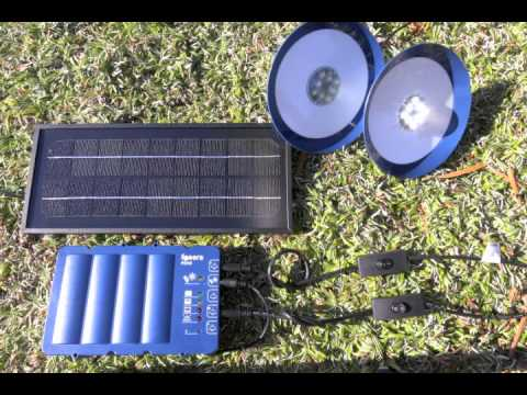 Introducing the Fosera Solar Home System