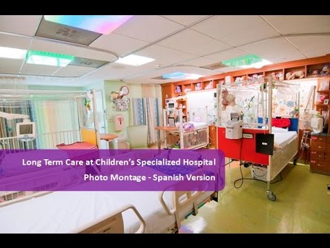 Pediatric Long Term Care | Children's Specialized Hospital
