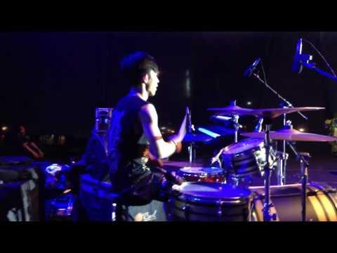 Ardi Zapin Melayu (Cover Drum) Live Perform Eks.MTQ SQUARE 2016