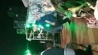 本宮の野外ライブにて!