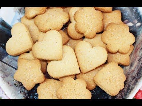 Вопрос: Как приготовить простое домашнее печенье?