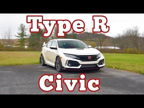 2017 Honda Civic Type R Regular Car Reviews