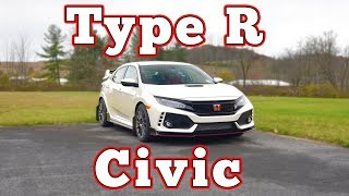 2017 Honda Civic Type R: Regular Car Reviews