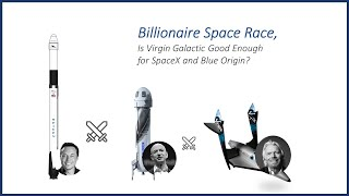 Billionaire Space Race, Can Virgin Galactic challenge SpaceX & Blue Origin?