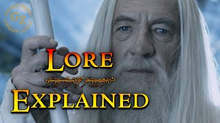 Baixar What happened to Gandalf when he became Gandalf the White? - LOTR Lore