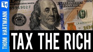 Tax the Rich to Save Working Americans (w/ Richard Wolff)