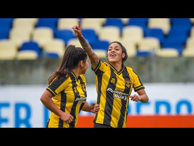 Aurinegras vencieron 1-0  a Puerto Montt