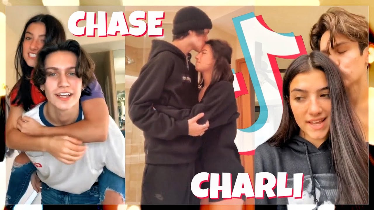 Download Charli D'Amelio and Chase Hudson ( ChaCha ) TikTok Compilation
