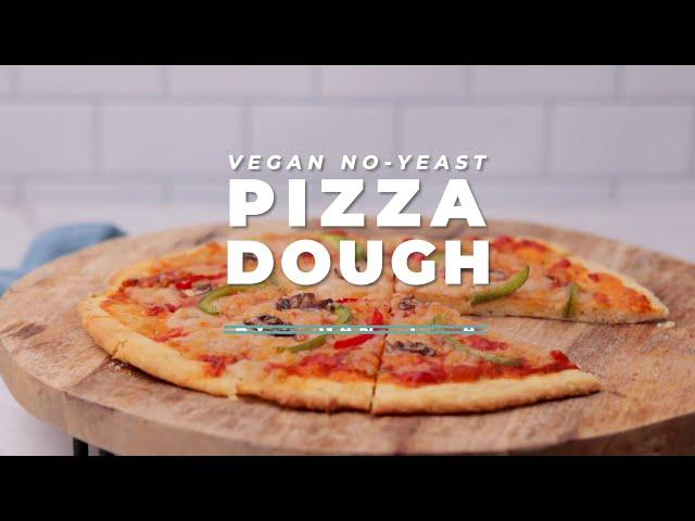 NO YEAST PIZZA DOUGH | Vegan Richa Recipes
