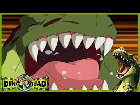 Dino Squad - 1 HOUR COMPILATION | Full Episodes | Dinosaur C