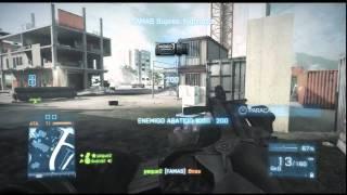 Peninsula de Sharqi | Defensa Asalto | peque2 | Gameplay Comentado Battlefield 3