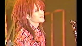 X Japan at Niigata at their Dahlia Tour 1996.02.08 Part 2: https://...