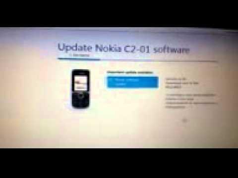 nokia c2-00 software update