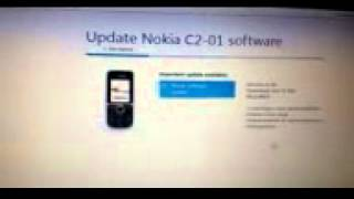 NOKIA C2-01 update via suite for fun :D best c-series phone ever