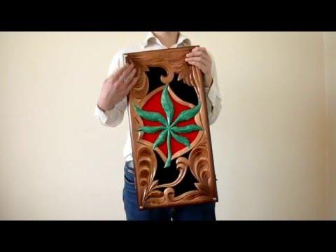 Татуировка конопляный лист - значение, эскизы тату и фото