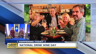 Learn the Five S's of Drinking Wine for National Drink Wine Day