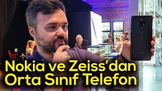 Nokia 7.2 ön inceleme | Zeiss destekli orta sınıf Android telefon