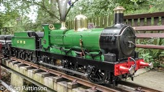 5 inch Gauge 0-6 0-GWR 388 Class 611 Armstrong Goods - Live Steam Locomotive