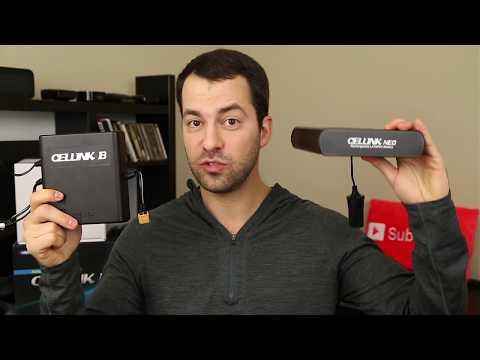 Cellink Neo Vs. Cellink B Vs. Blackvue B-112 Comparison Review