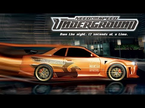 Need For Speed: Underground - ПОЛНОЕ ПРОХОЖДЕНИЕ ИГРЫ