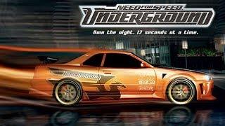 прохождение Need for Speed: Underground 2 - #2 Первые гонки
