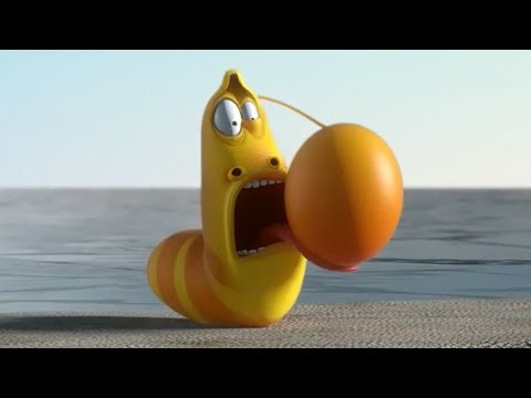 LARVA | LARVA OUT AT SEA | Videos For Kids | LARVA Full Episodes