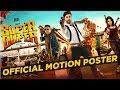 SUPER DUPER   Official Motion Poster   Dhruva   Indhuja   Shah Ra   AK   Flux Films