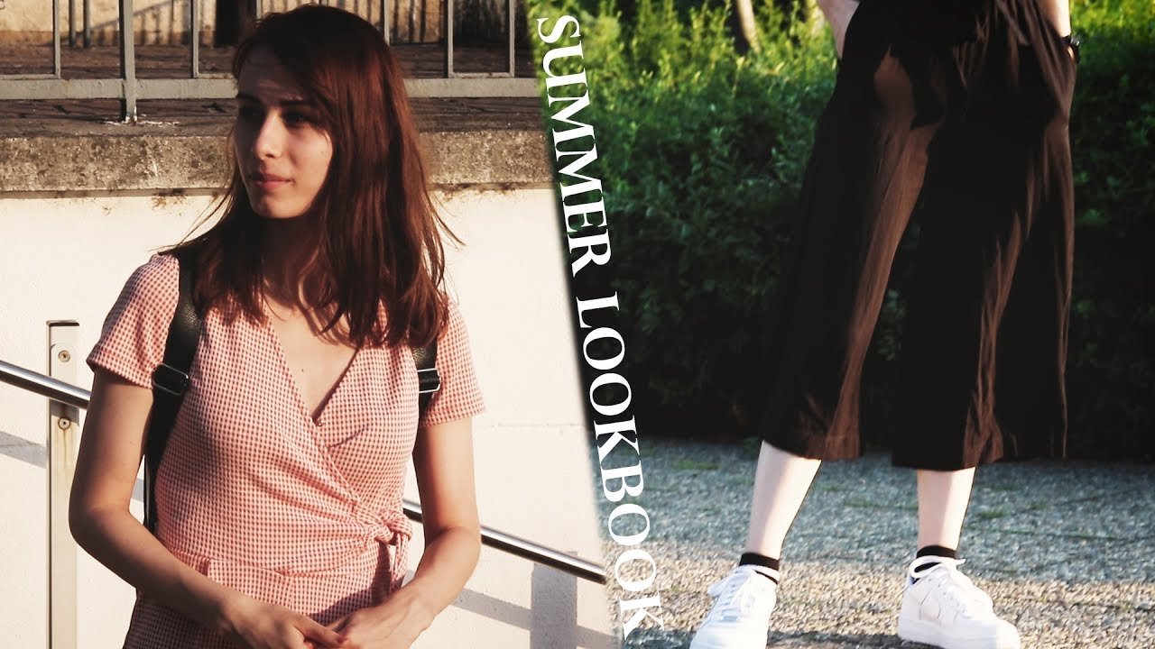 Summer Lookbook 1