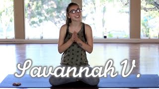 Why I Teach Yoga - Depression & Anxiety Recovery || Savannah